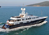 55m Luxury Yacht